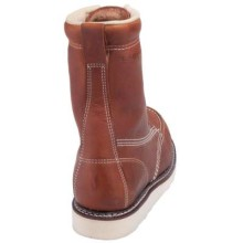 мужские-ботинки-carolina-mens-brown-moc-toe-eh-wedge-boots-ca7002-usa-made-7