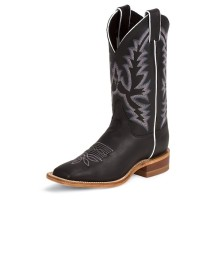 Сапоги Justin Women's Black Bent Rail Boots