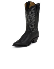 женские-ковбойские-сапоги-tony-lama-womens-black-stallion-americana-western-boots-usa-made-1
